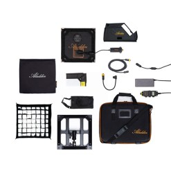 Aladdin ALL-IN 1 Color Gaffer - kit panneau led