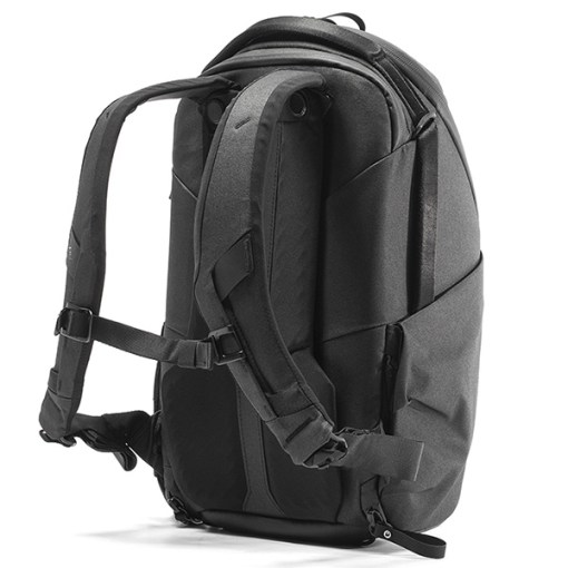 Peak Design Everyday Backpack Zip 15L v2 Black – Sac à dos