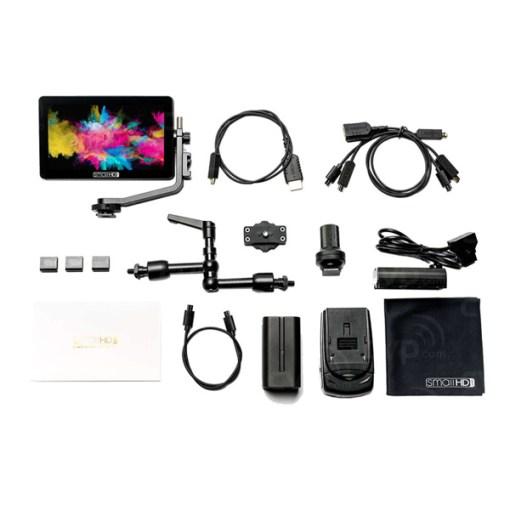 SmallHD Focus OLED HDMI Monitor Cine Kit
