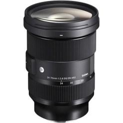 Sigma Art 24-70mm F2.8 DG DN (Sony E) - Objectif