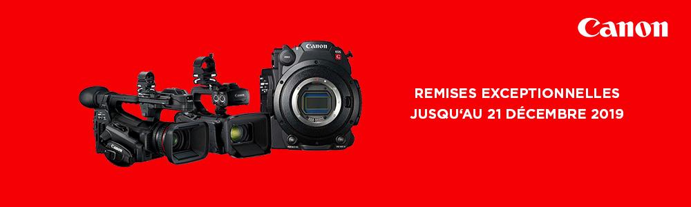 Canon Brodcast Promo Fin 2019