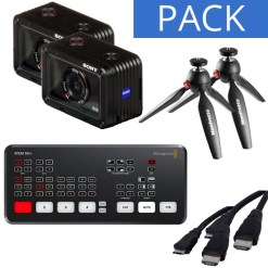 Pack Blackmagic ATEM Mini