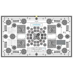 Mire YOTTA chart 92x158 cm avec Options