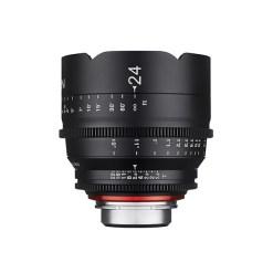 Xeen 24mm T1.5 Canon EF impériale - objectif