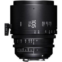 Sigma 105mm T1.5 FF F/AP2 PL /i - Objectif Cinéma