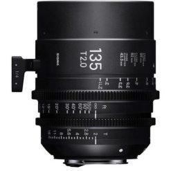 Sigma 135mm T2 FF F/AP2 PL /i - Objectif Cinéma