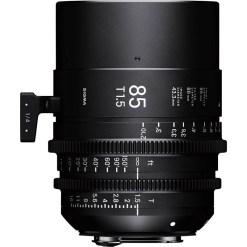 Sigma 85mm T1.5 FF F/AP2 PL /i - Objectif Cinéma