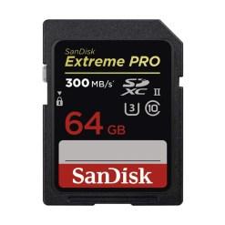 SanDisk Extreme Pro 32 Go - carte mémoire SDHC
