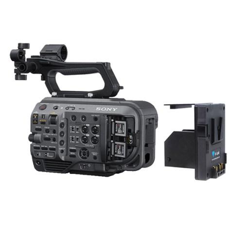 Hawk Woods VLM-FX9 - Dos V-Mount pour PXW-FX9