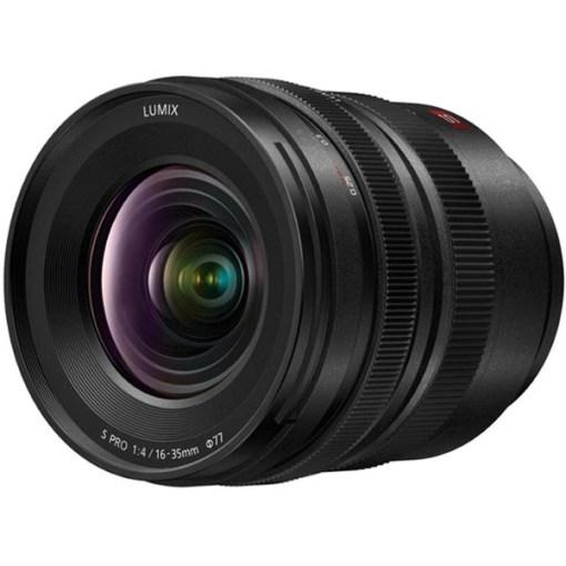Lumix S PRO 16-35mm F4 - Objectif