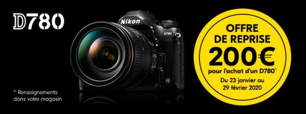 Nikon D780 avec 24-120mm VR - Appareil Photo avec objectif