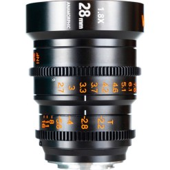 Vazen 28mm T2.2 1.8x (Micro 4/3, imperial) - Objectif anamorphique