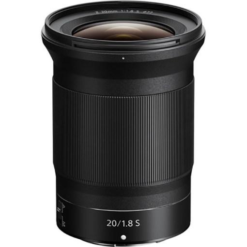 Nikon Z 20mm F1.8 S - Objectif