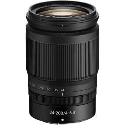 Nikon Z 24-200mm F4-6.3 VR - Objectif