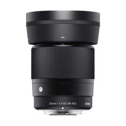 Sigma Contemporary 30mm F1,4 DC DN (Sony E) - Objectif