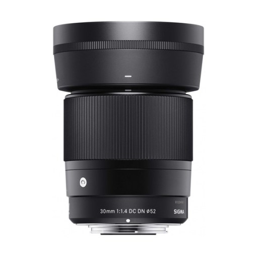 Sigma Contemporary 30mm F1,4 DC DN (Sony E) - Objectif