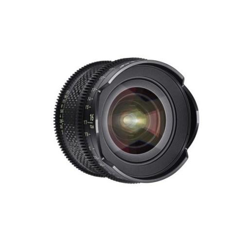 XEEN CF 16mm T2.6 (Canon EF, impérial) – Objectif Cinéma