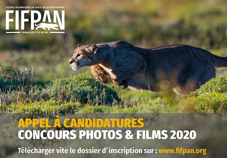 [FIFPAN] Participez aux concours Photos & Films 2020