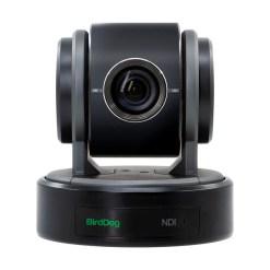 BirdDog Eyes P100B (noire) - caméra PTZ Full NDI avec SDI