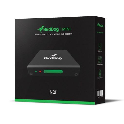 BirdDog Mini HDMI vers NDI - encodeur / décodeur