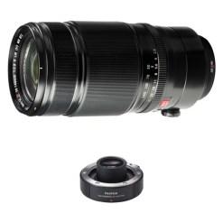 Fujifilm XF 50-140mm F2.8 avec Téléconvertisseur XF 1.4x TC WR - Objectif