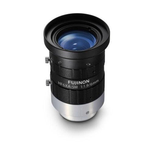 Fujinon HF6XA-5M 6mm - Objectif