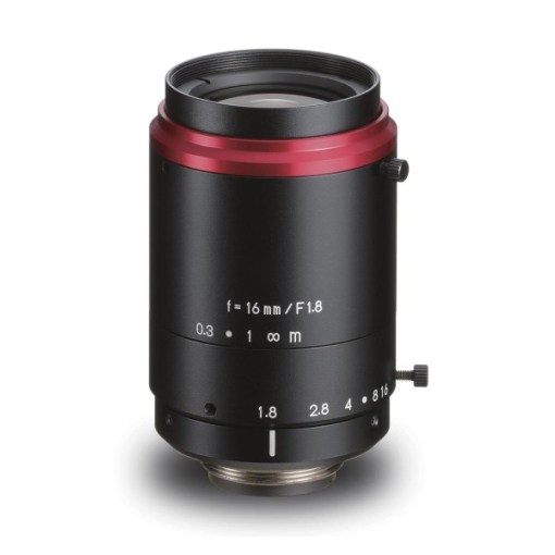 Kowa LM16FC 16mm 12mp 1.1'' - objectif