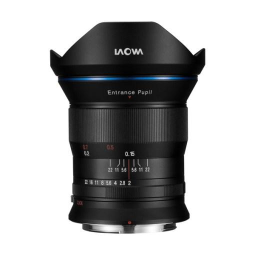 Laowa 15mm f/2 Zero-D (Nikon Z) - objectif