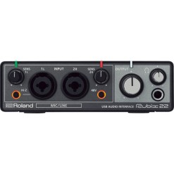Roland Rubix22 - Interface Audio USB