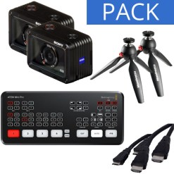 Pack Blackmagic ATEM Mini Pro