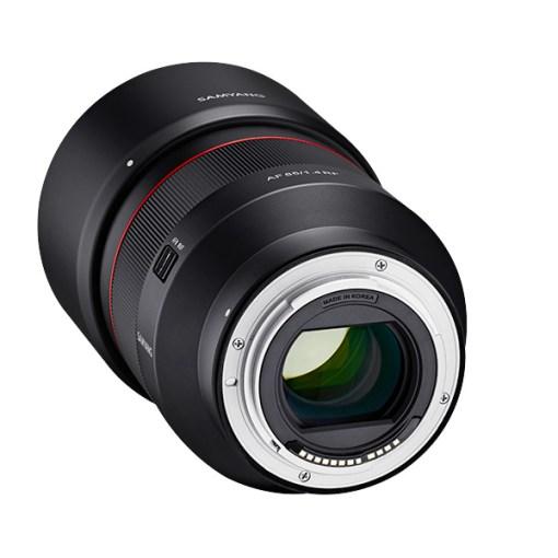 Samyang AF 85 mm F1.4 (Canon RF) - Objectif