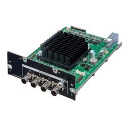 Panasonic AV-UHS5M1G - carte optionnelle d'entrées 12G-SDI POUR AV-UHS500