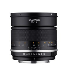 Samyang MF 85mm F1.4 MK2 (Canon EF) - Objectif Photo