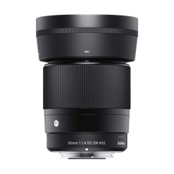 Sigma Contemporary 30mm F1,4 DC DN (Leica L) – Objectif