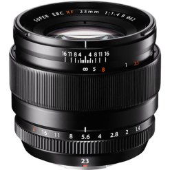 Fujifilm XF 23mm F1.4 R - Objectif
