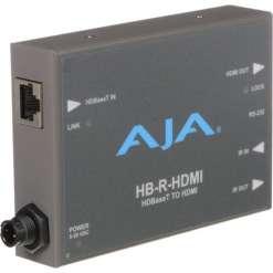 CONVERTISSEUR AJA HDBASET VERS HDMI