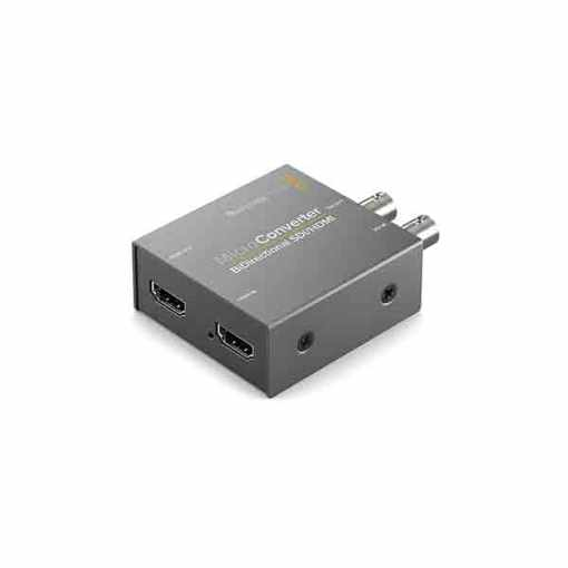 MICRO CONVERTISSEUR BIDIRECTIONNEL BLACKMAGIC SDI/HDMI W PSU