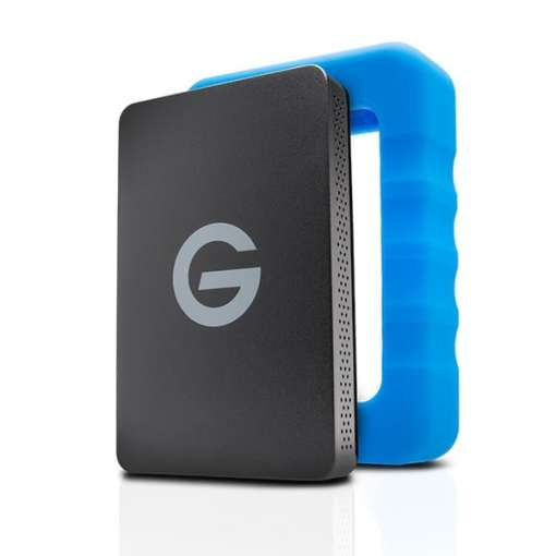 G-Technology 2 To G-Drive EV Raw EMEA V2 - Disque Dur Externe