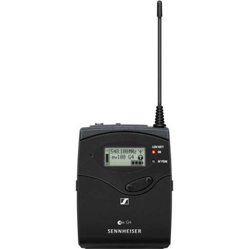 Sennheiser EW 122P G4 - Kit HF Micro Cravate Émetteur Récepteur