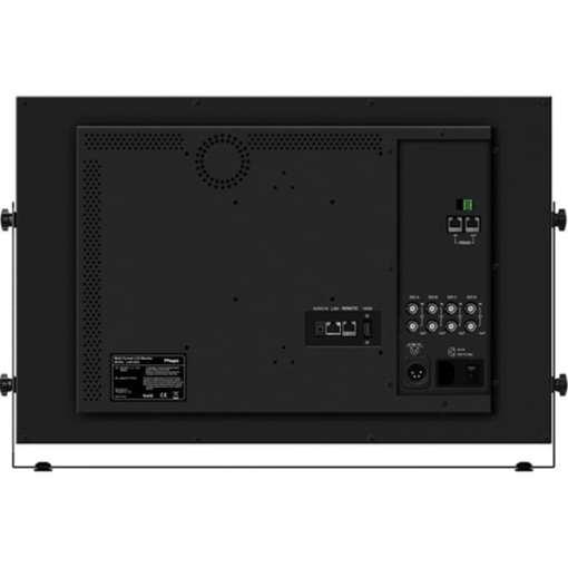 "MONITEUR LCD 24"" 4K 12G-SDI TVLOGIC LUM-240G"