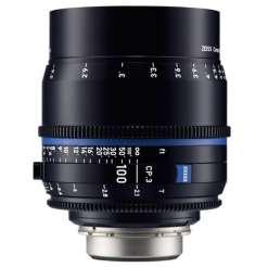 ZEISS CP.3 100mm T2.1 (Micro 4/3, métrique) - Objectif Prime Cinéma