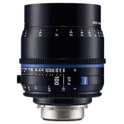 ZEISS CP.3 100mm T2.1 (Canon EF, métrique) - Objectif Prime Cinéma