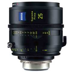 ZEISS Supreme Prime 25mm T1.5 Monture PL Impérial - Objectif Prime