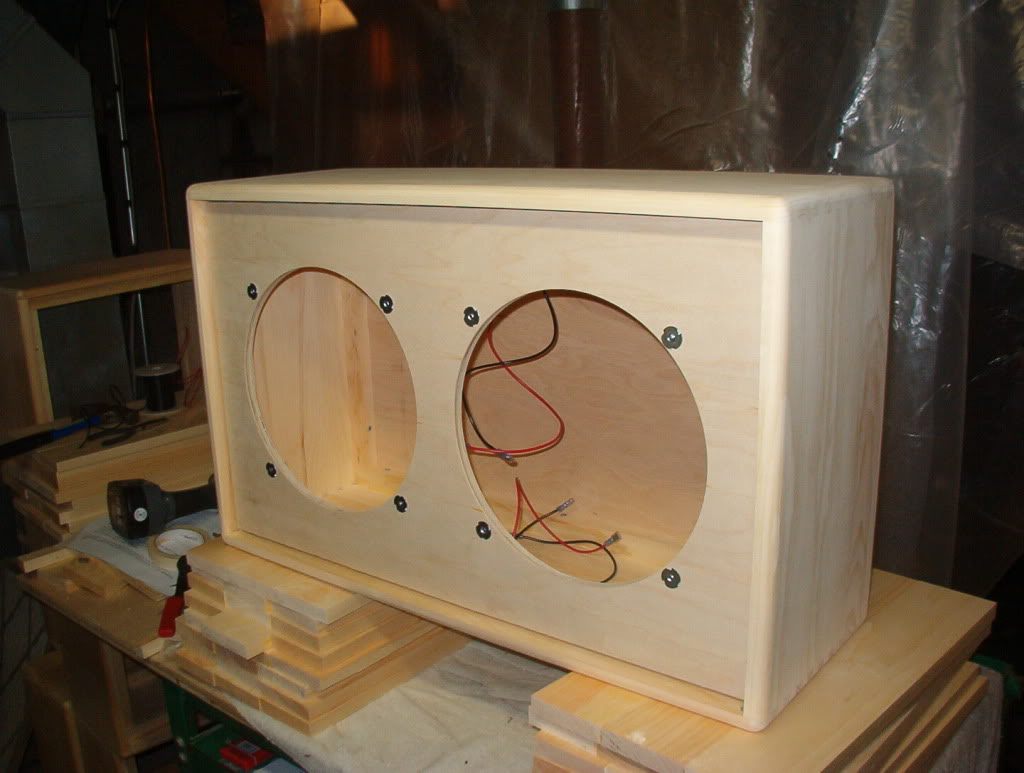Speaker Cabinets Building Diy Blueprint Plans Download