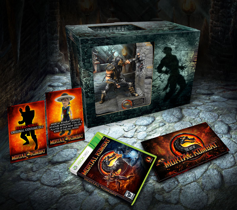 Mortal Kombat Tournament And Kollector S Edition Pictures And