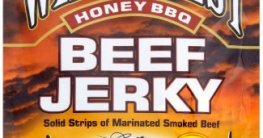 Wild West Beef Jerky Honey BBQ Test