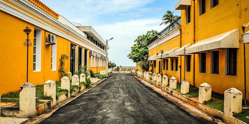 Pondicherry, Kerala for honeymoon destination
