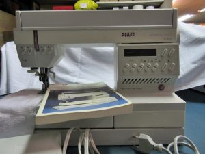 Naehmaschine Pfaff Creative 1467