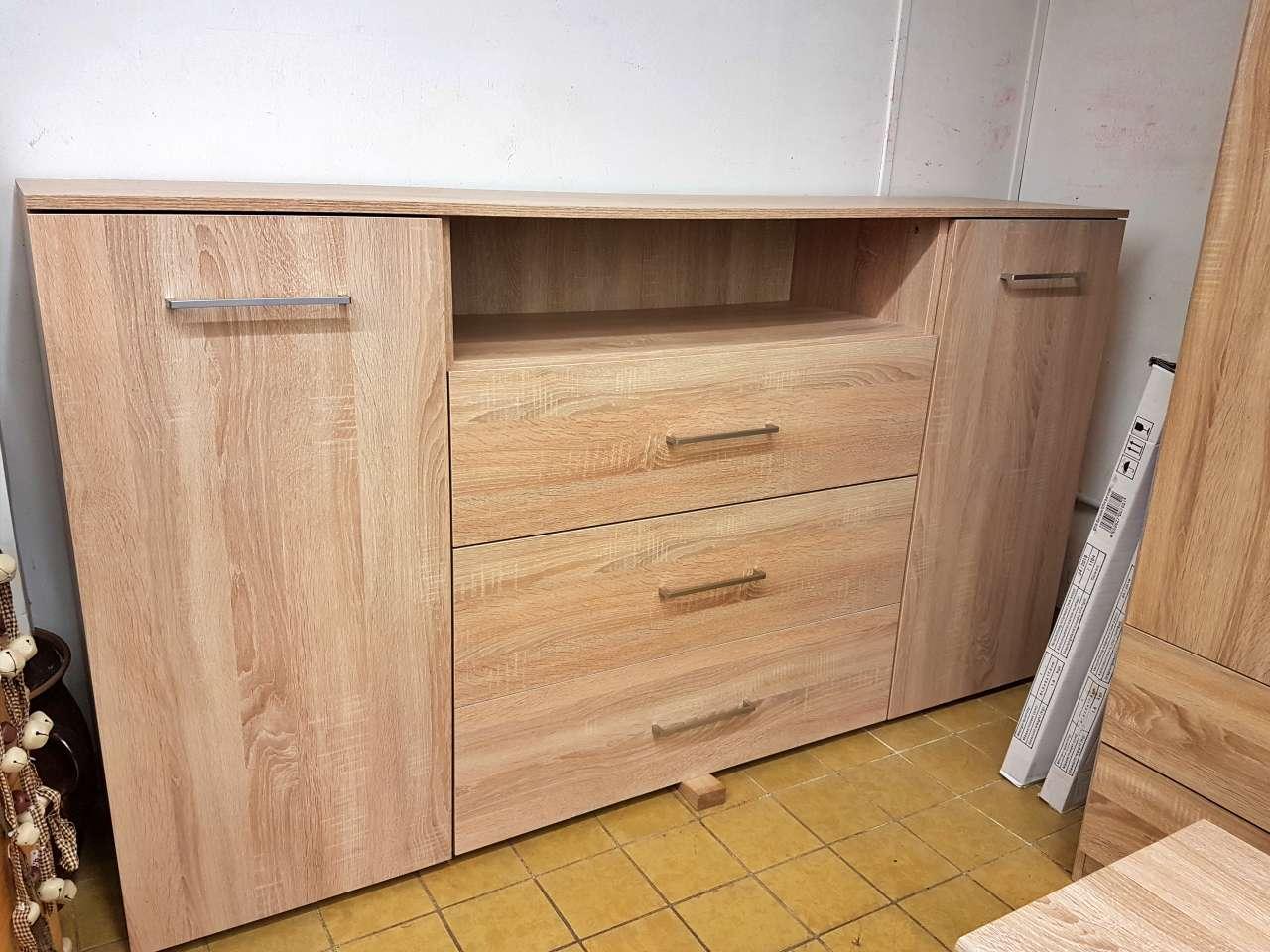 Kommode Wäschekommode Holz modern