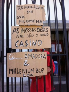 Onze huizen zijn niet jullie casino's